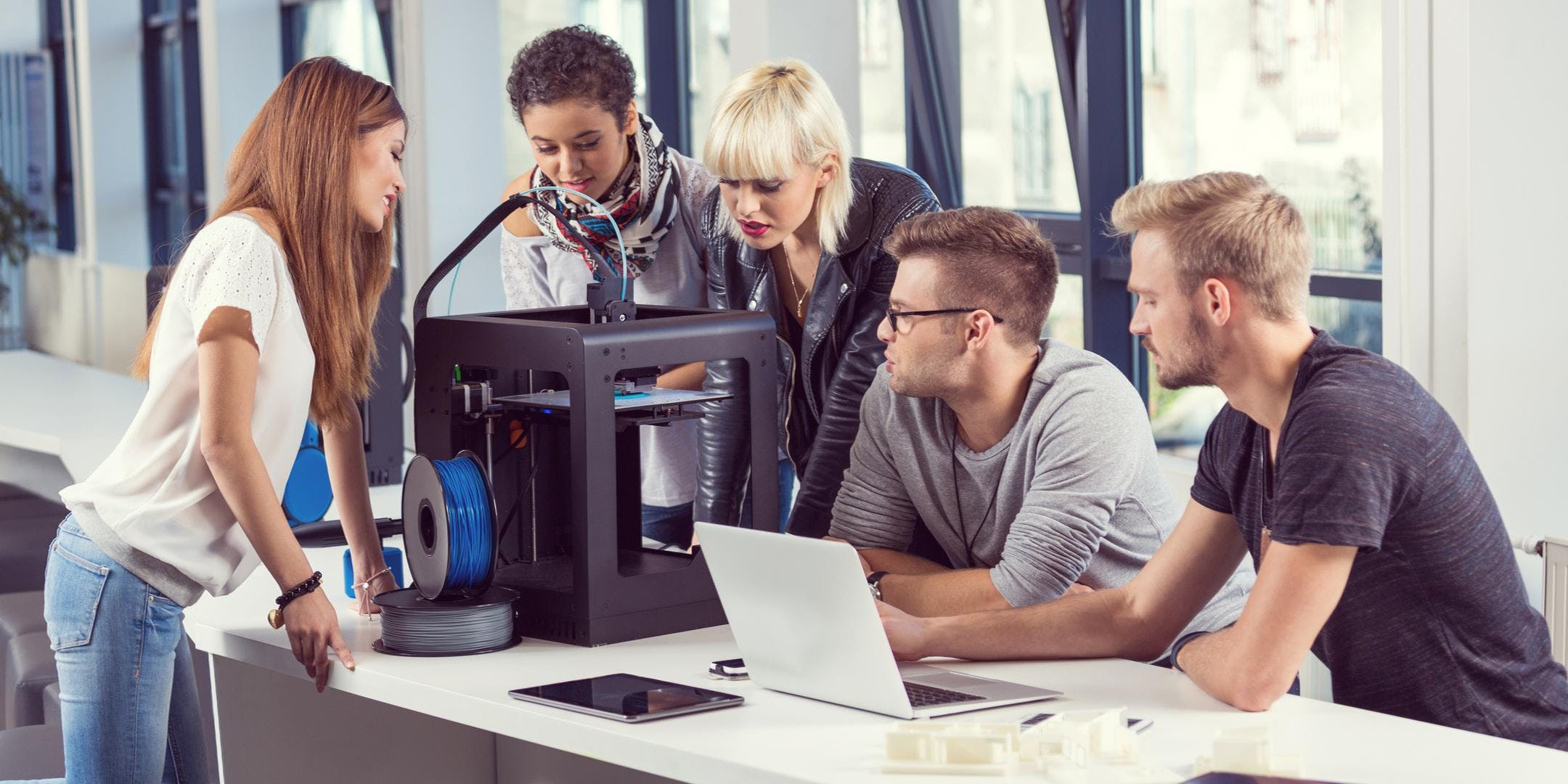 Üç boyutlu Yazıcı ve Hızlı Prototipleme Eğitimi